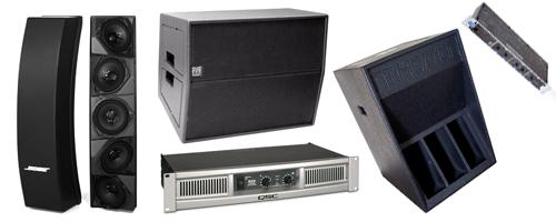 sound system for bar. sound system installation for bar